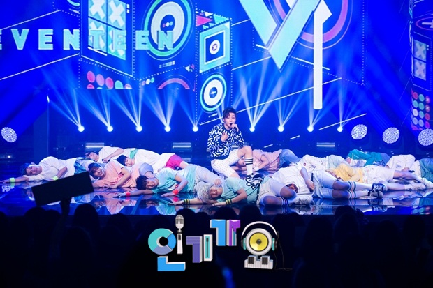 [OFFICIAL] 150717 SBS Inkigayo Update 11P #Seventeen #Adore_U #세븐틴 #아낀다 1