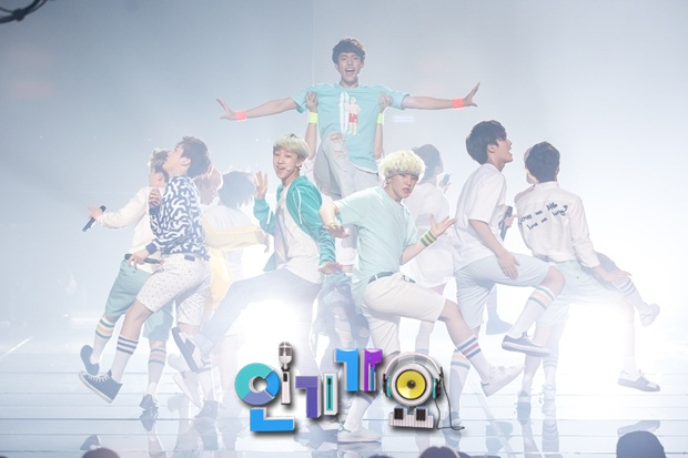 [OFFICIAL] 150717 SBS Inkigayo Update 11P #Seventeen #Adore_U #세븐틴 #아낀다 11