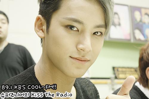 [OFFICIAL] 150917 KBS Kiss The Radio Update (Sukira) w Seventeen  #세븐틴 #SEVENTEEN 11