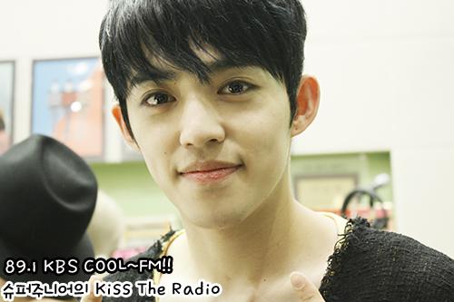 [OFFICIAL] 150917 KBS Kiss The Radio Update (Sukira) w Seventeen  #세븐틴 #SEVENTEEN 14