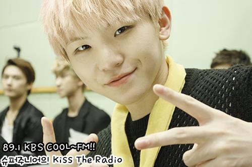 [OFFICIAL] 150917 KBS Kiss The Radio Update (Sukira) w Seventeen  #세븐틴 #SEVENTEEN 15
