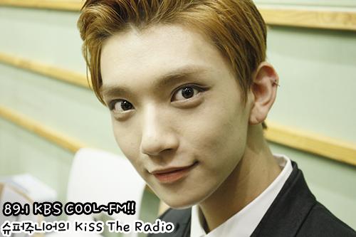 [OFFICIAL] 150917 KBS Kiss The Radio Update (Sukira) w Seventeen  #세븐틴 #SEVENTEEN 18