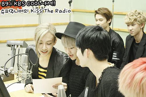 [OFFICIAL] 150917 KBS Kiss The Radio Update (Sukira) w Seventeen  #세븐틴 #SEVENTEEN 22