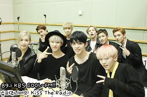 [OFFICIAL] 150917 KBS Kiss The Radio Update (Sukira) w Seventeen  #세븐틴 #SEVENTEEN 3