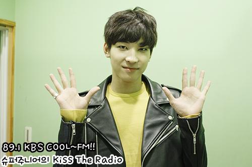[OFFICIAL] 150917 KBS Kiss The Radio Update (Sukira) w Seventeen  #세븐틴 #SEVENTEEN 32