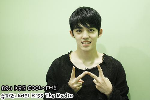 [OFFICIAL] 150917 KBS Kiss The Radio Update (Sukira) w Seventeen  #세븐틴 #SEVENTEEN 36