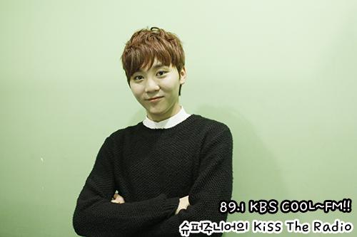 [OFFICIAL] 150917 KBS Kiss The Radio Update (Sukira) w Seventeen  #세븐틴 #SEVENTEEN 37