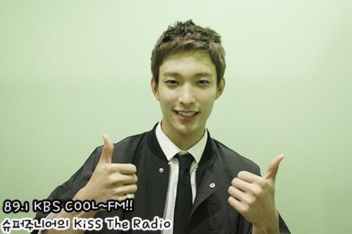 [OFFICIAL] 150917 KBS Kiss The Radio Update (Sukira) w Seventeen  #세븐틴 #SEVENTEEN 42