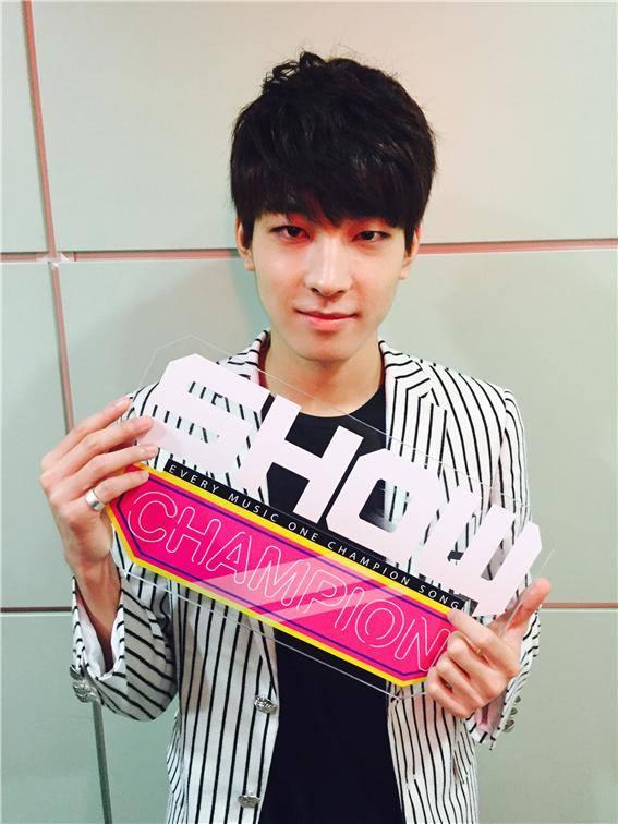 [OFFICIAL] 150917 MBC Plus Update 쇼챔피언 #세븐틴 #만세 1