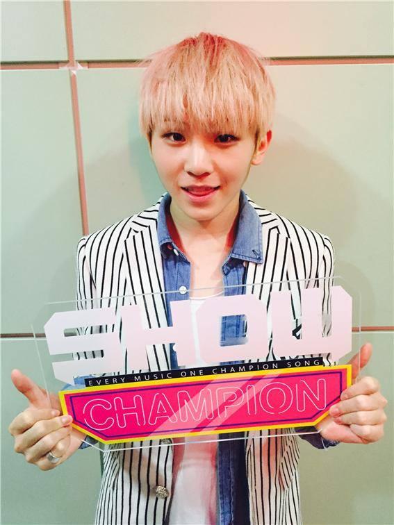 [OFFICIAL] 150917 MBC Plus Update 쇼챔피언 #세븐틴 #만세 10