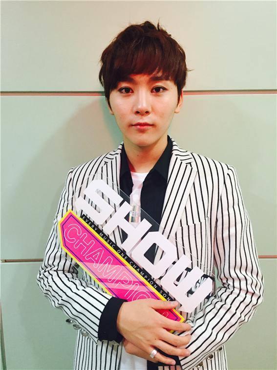 [OFFICIAL] 150917 MBC Plus Update 쇼챔피언 #세븐틴 #만세 11