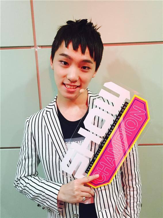 [OFFICIAL] 150917 MBC Plus Update 쇼챔피언 #세븐틴 #만세 3