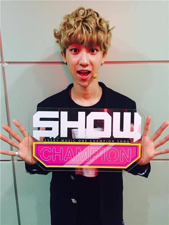 [OFFICIAL] 150917 MBC Plus Update 쇼챔피언 #세븐틴 #만세 5