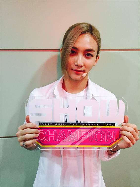 [OFFICIAL] 150917 MBC Plus Update 쇼챔피언 #세븐틴 #만세 6