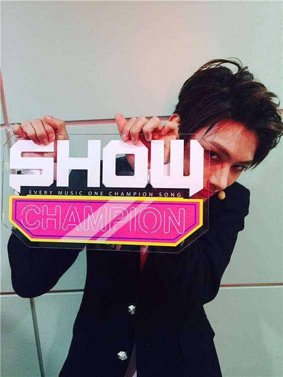 [OFFICIAL] 150917 MBC Plus Update 쇼챔피언 #세븐틴 #만세 7