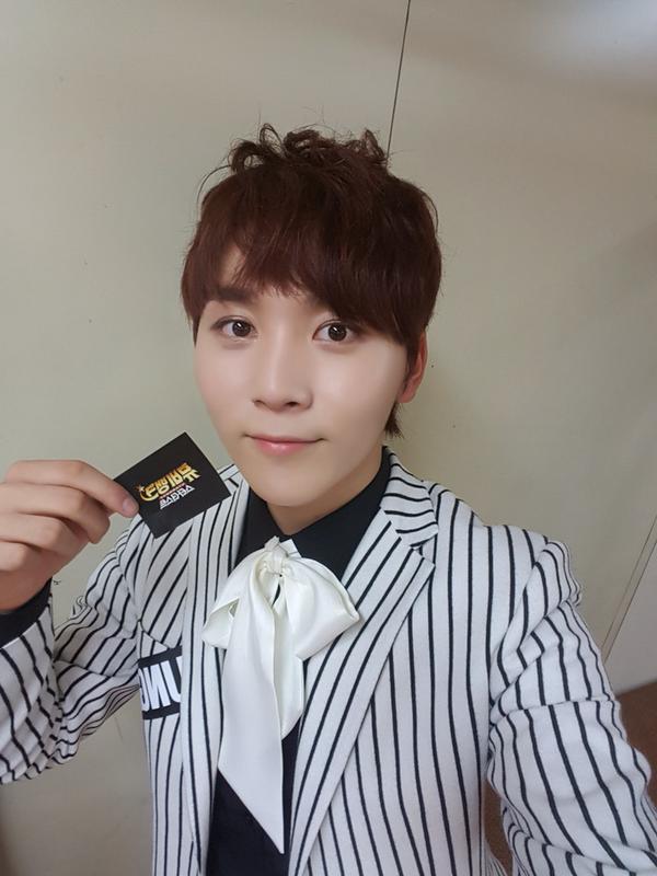 [OFFICIAL] 150918 Music Video Bank Twitter Update #승관 1