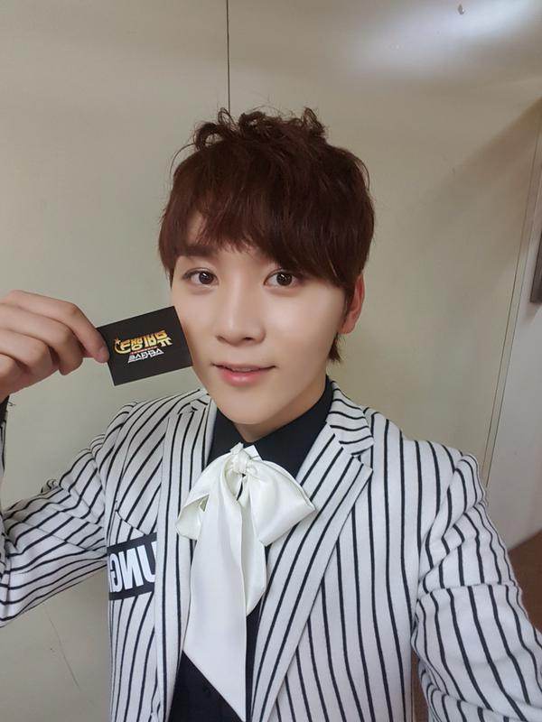 [OFFICIAL] 150918 Music Video Bank Twitter Update #승관 2
