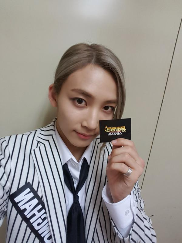 [OFFICIAL] 150919 Music Video Bank Twitter Update #정한 2