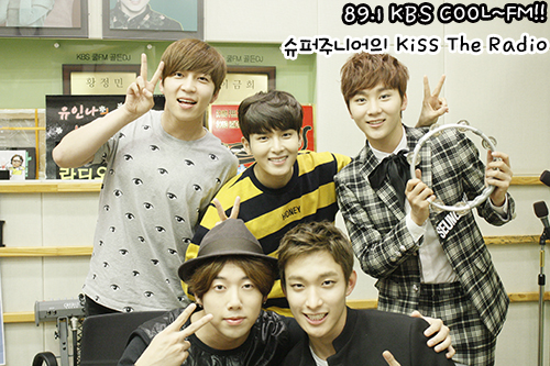 [OFFICIAL] 150928 KBS Kiss The Radio Update (Sukira) w Seventeen's DK and Seungkwan 4P #세븐틴 #도겸 #승관 4