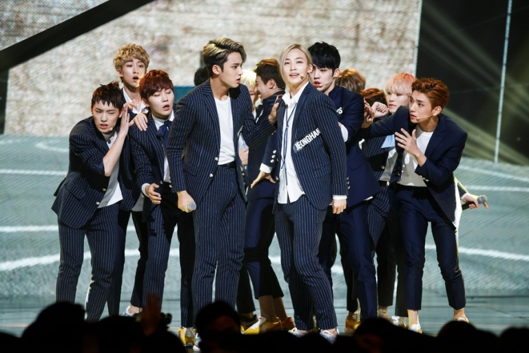 [OFFICIAL] Mnet America Update 150917 M Countdown #Seventeen – #Mansae #세븐틴 #만세 5