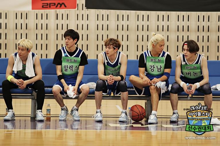 [OFFICIAL] Seventeen at MBC ISAC 2015 아이돌스타 선수권대회 #세븐틴 23