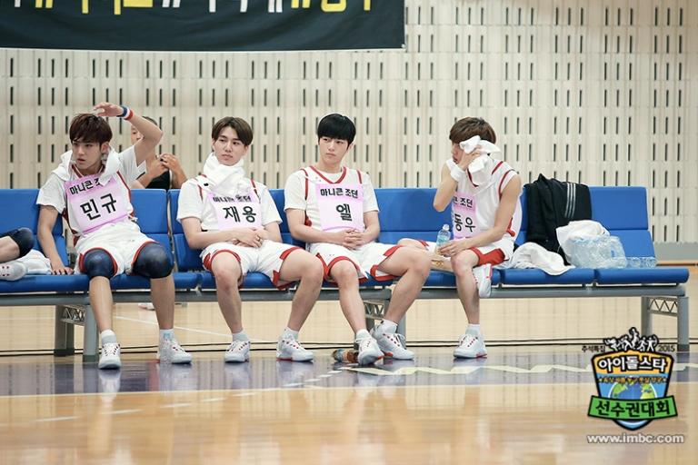 [OFFICIAL] Seventeen at MBC ISAC 2015 아이돌스타 선수권대회 #세븐틴 24