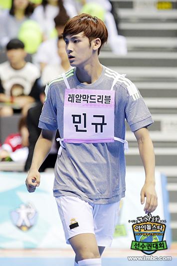[OFFICIAL] Seventeen at MBC ISAC 2015 아이돌스타 선수권대회 #세븐틴 31