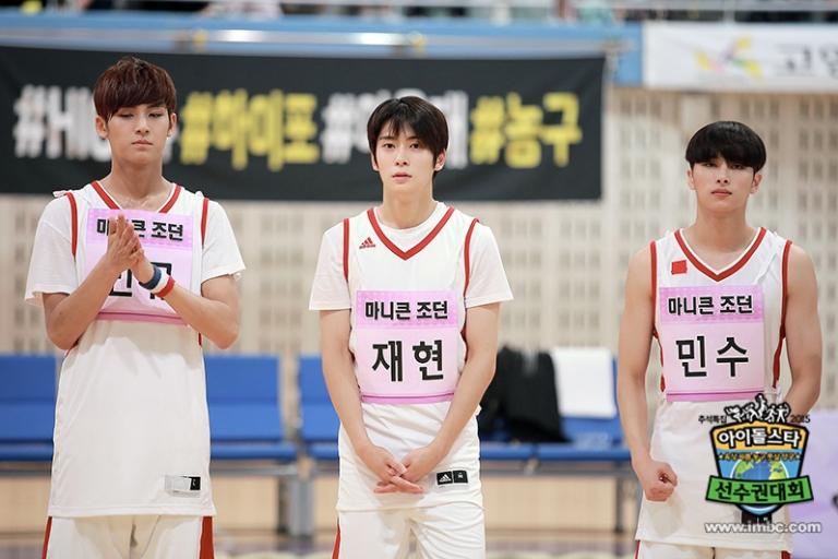 [OFFICIAL] Seventeen at MBC ISAC 2015 아이돌스타 선수권대회 #세븐틴 3