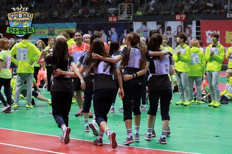 [OFFICIAL] Seventeen at MBC ISAC 2015 아이돌스타 선수권대회 #세븐틴 4