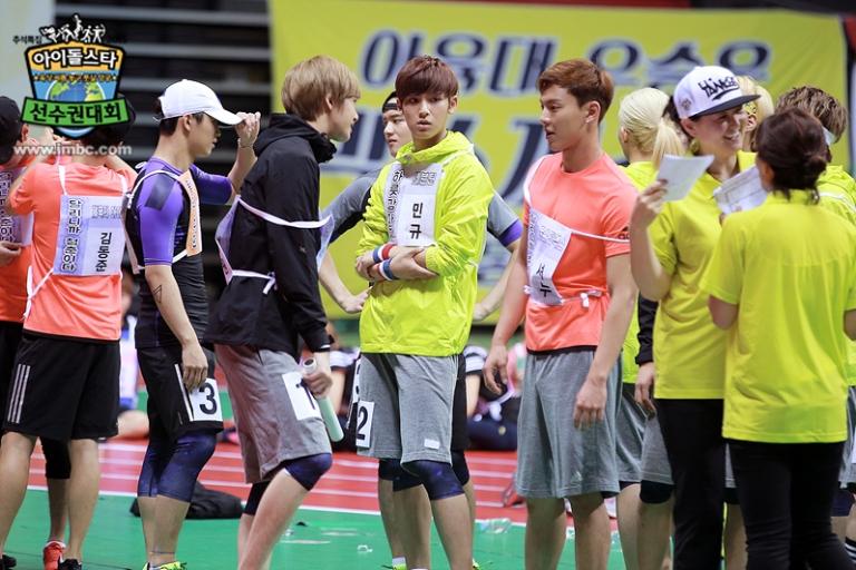 [OFFICIAL] Seventeen at MBC ISAC 2015 아이돌스타 선수권대회 #세븐틴 7