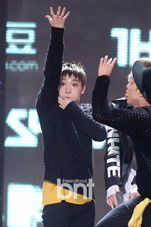 [PRESS] 150915 Seventeen at SBS MTV The Show @SBS_MTV #만세 #세븐틴 #더쇼 26