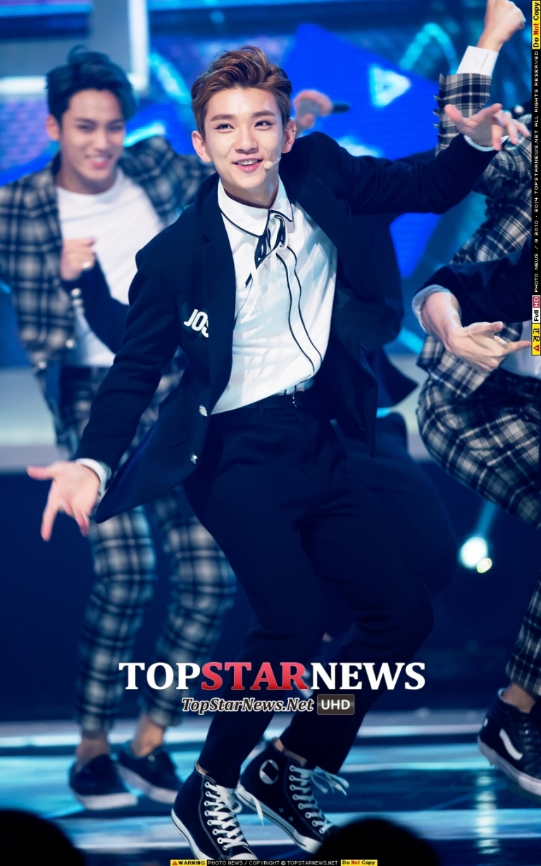 [PRESS] 150923 Seventeen at MBC Show Champion #세븐틴 #만세 12