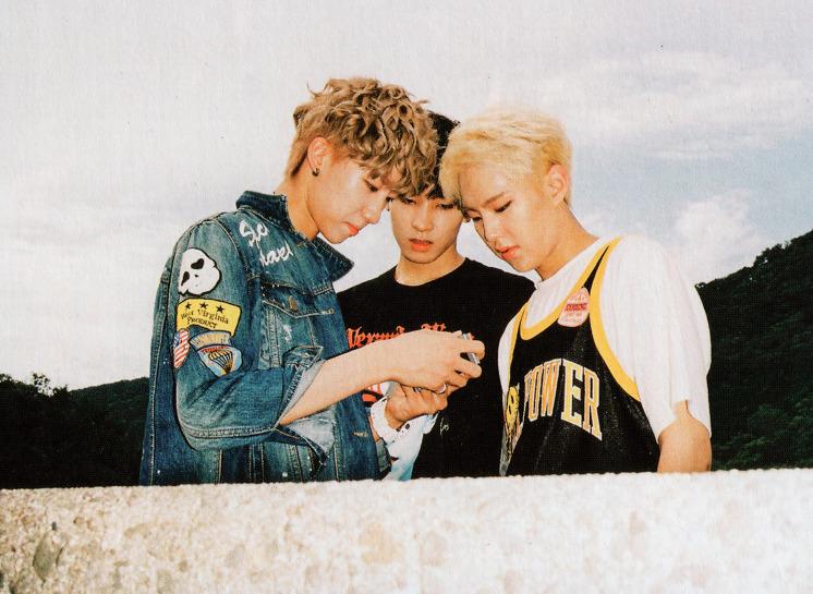 [SCANS] Seventeen 2nd Mini Album #BOYS_BE #세븐틴 #만세 18