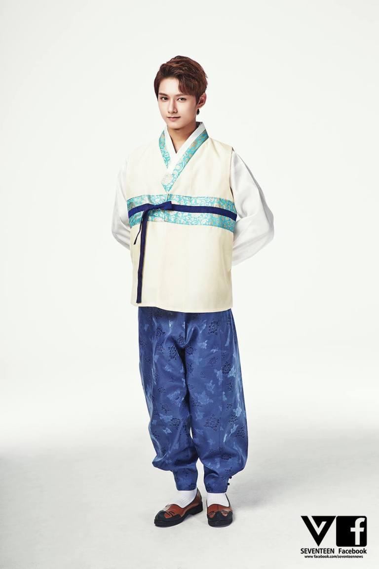 [SEVENTEEN SPECIAL PIC] 즐거운 추석 되세요! Happy CHUSEOK! 中秋节快乐! #SEVENTEEN #MANSAE 4