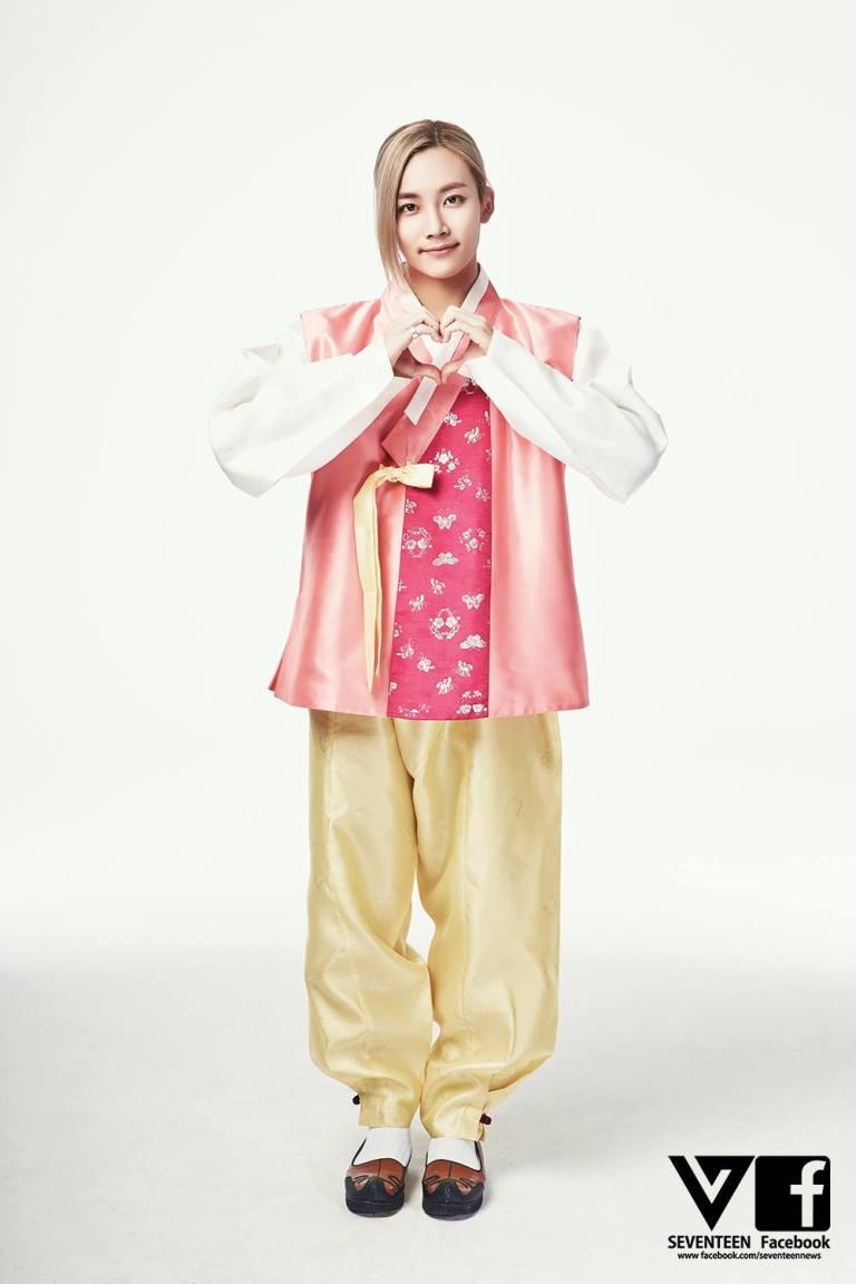 [SEVENTEEN SPECIAL PIC] 즐거운 추석 되세요! Happy CHUSEOK! 中秋节快乐! #SEVENTEEN #MANSAE 2