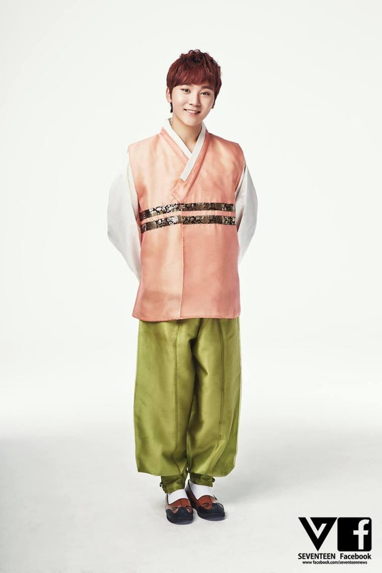 [SEVENTEEN SPECIAL PIC] 즐거운 추석 되세요! Happy CHUSEOK! 中秋节快乐! #SEVENTEEN #MANSAE 11