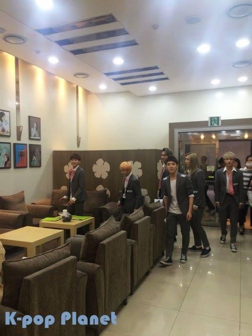 케이팝 플래닛 (K-POP Planet) Update 세븐틴 SEVENTEEN 17