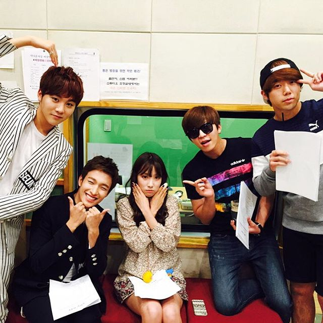 [OFFICIAL] 150930 Sukira Instagram Update #세븐틴 #도겸 #승관 2