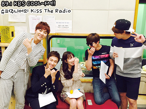 [OFFICIAL] 151001 KBS Kiss The Radio Update (Sukira) w Seventeen's DK and Seungkwan 3P #세븐틴 #도겸 #승관 1