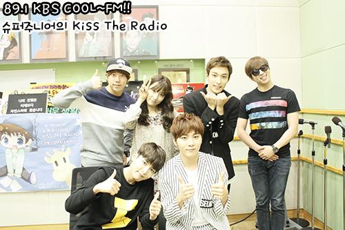 [OFFICIAL] 151001 KBS Kiss The Radio Update (Sukira) w Seventeen's DK and Seungkwan 3P #세븐틴 #도겸 #승관 3