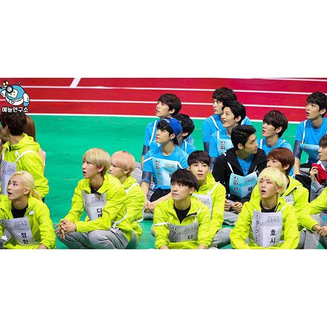 [OFFICIAL] 151002 MBC예능연구소 Update #세븐틴 #SEVENTEEN 1