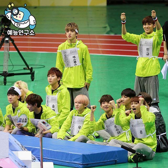 [OFFICIAL] 151002 MBC예능연구소 Update #세븐틴 #SEVENTEEN 9