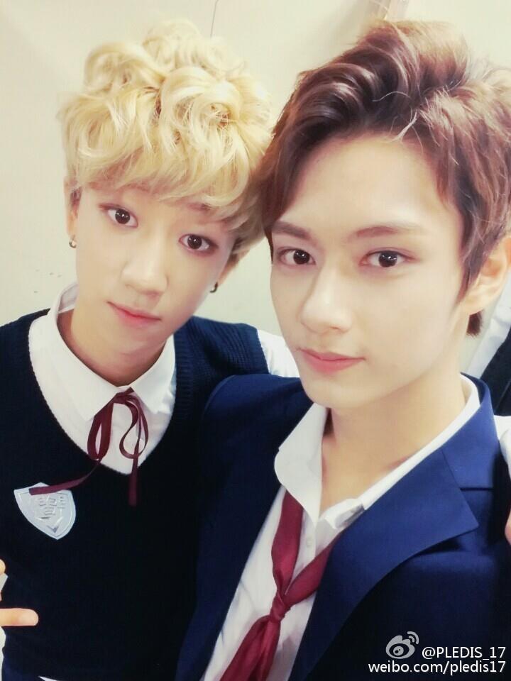 [OFFICIAL] 151002 Seventeen Weibo Update