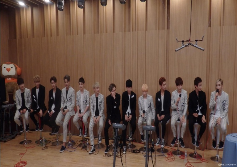 [OFFICIAL] 151005 SBS Cultwo Show Update 25P HD #SEVENTEEN #세븐틴 1