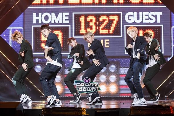 [OFFICIAL] 151006 M!Countdown Update 11P #SEVENTEEN #MANSAE #만세 #세븐틴 1