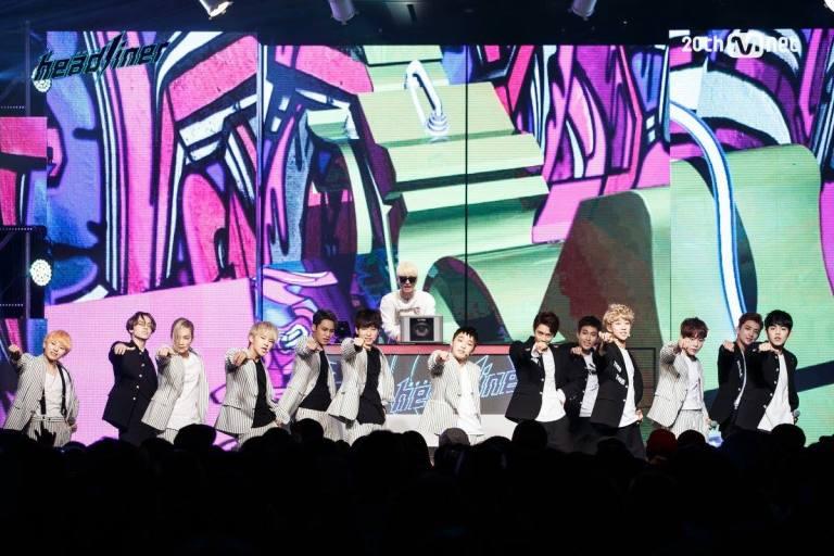 [OFFICIAL] 151014 Mnet (엠넷) Facebook Update #세븐틴 #SEVENTEEN