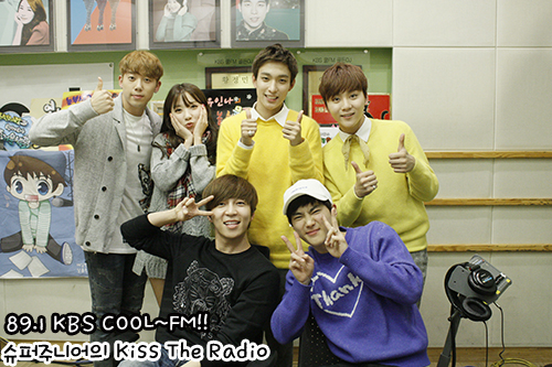 [OFFICIAL] 151016 KBS Kiss The Radio Update (Sukira) w Seventeen's DK and Seungkwan 3P #세븐틴 #도겸 #승관 2