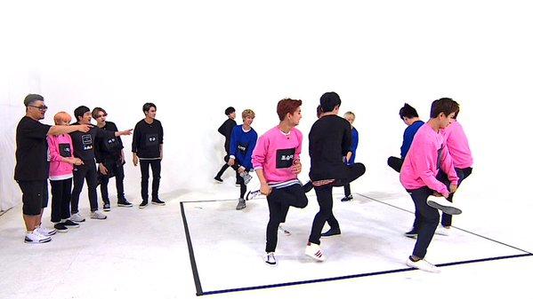 [OFFICIAL] 151026 #주간아이돌 (Weekly Idol) Twitter Update #세븐틴 3