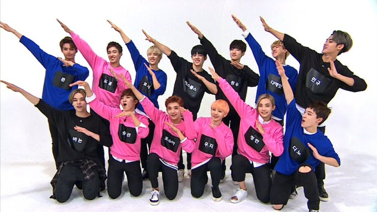 [OFFICIAL] 151028 #주간아이돌 (Weekly Idol) Twitter Update #세븐틴