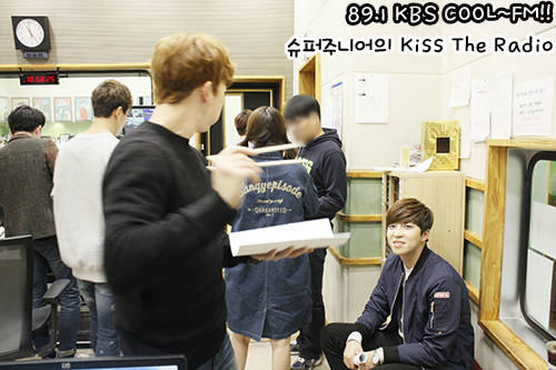 [OFFICIAL] 151029 KBS Kiss The Radio Update (Sukira) w Seventeen's DK and Seungkwan 9P #세븐틴 #도겸 #승관 2